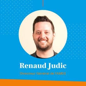Renaud Judic - Directeur Général